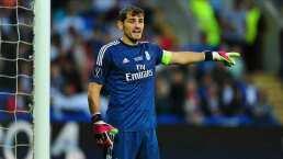 Iker Casillas anuncia su retiro oficial