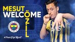 Fenerbahce confirma el fichaje de Mesut Özil