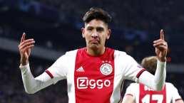 Edson Álvarez no es la principal opción en el Ajax