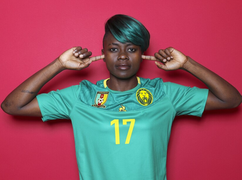 Cameroon Portraits - FIFA Women's World Cup France 2019