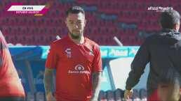 ¡Marco Fabián a la banca! Así salen Atlas y FC Juárez al campo