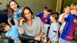 Inés Gómez Mont se sincera y confiesa que le gustaría tener otro hijo: 'Me encantaría'