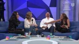 Ari Telch recuerda la vez que Consuelo Duval le orinó encima, ¡en pleno escenario!