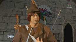 Los cuentos de Sammy: Robin Hood
