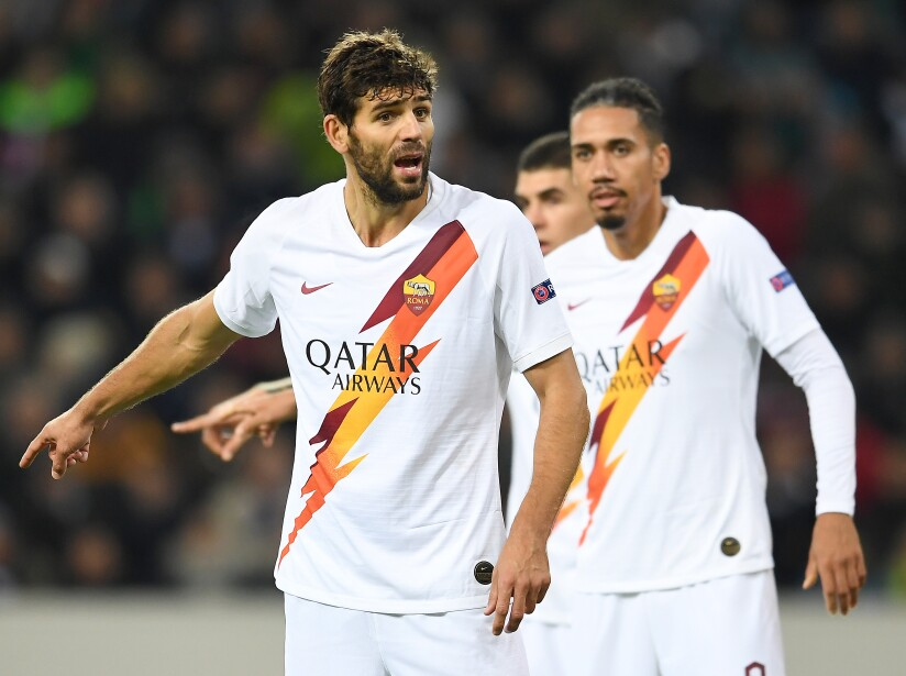 Borussia Moenchengladbach v AS Roma: Group J - UEFA Europa League
