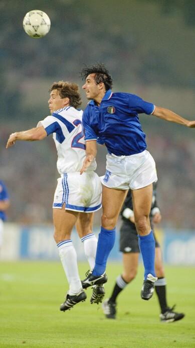 Italy versus U.S.A.