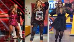 Galilea Montijo ha demostrado que puede bailar de todo, desde quebradita hasta reggaetón ¡Es una dancing queen!