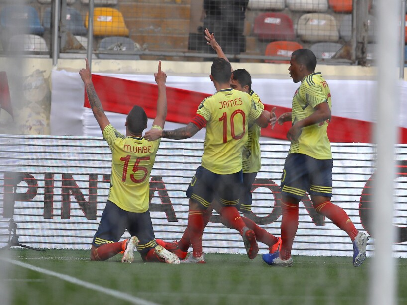 Peru v Colombia - Friendly Match