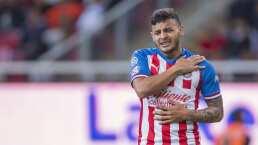 Alexis Vega y JJ Macías salen lastimados en el Chivas vs Dorados