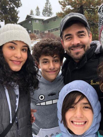 Omar Chaparro es una de las personalidades del espectáculo que tiene una de las familias más solidas y felices. A continuación, te decimos quiénes son los hijos del conductor de ¿Quién es la máscara?