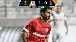 El Royal Antwerp da campanada ante Tottenham
