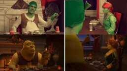 Influencer recrea icónica escena de 'Shrek' y sus seguidores aseguran que es 'una obra de arte'