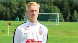 ¿Otro robot? El primo de Haaland lleva 64 goles en Noruega