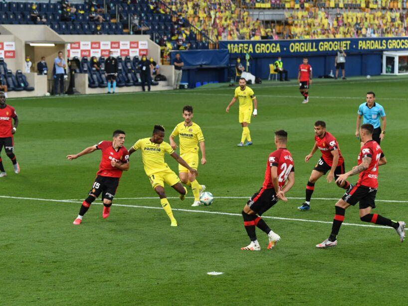 Villarreal CF v RCD Mallorca - La Liga