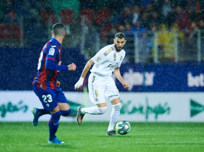 SD Eibar SAD v Real Madrid CF - La Liga