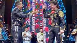 Edwin Luna y La Trakalosa de Monterrey tuvieron invitados de lujo en la Arena Monterrey