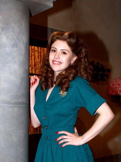 """Nicole Vale saltó a la fama gracias a la serie """"Silvia Pinal Frente a ti"""", producción en la que dio vida a la famosa diva del cine nacional. Ahora que esta gran historia regresa a la pantalla chica, descubre más de esta actriz."""