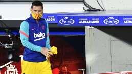 Barcelona vuelve a realizar pruebas PCR tras contagios