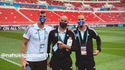 Tigres ya pisó el estadio donde busca hacer historia en el Mundial de Clubes