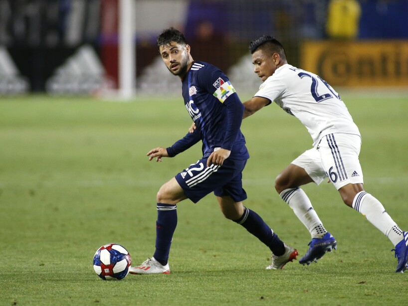 New England Revolution v Los Angeles Galaxy