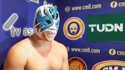 Atlantis Jr. valora cada aplauso de la afición del CMLL