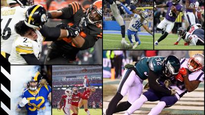 Estas son las mejores fotos de la Semana 6 en la NFL ¡Para verlas una y otra vez!
