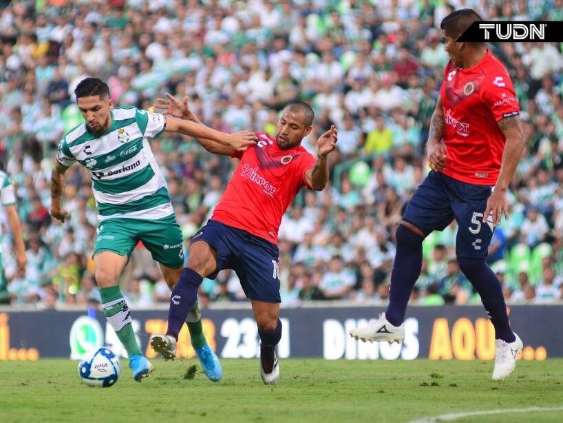 Santos vs Veracruz