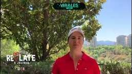 Lorena Ochoa manda un mensaje a la afición del Atlas