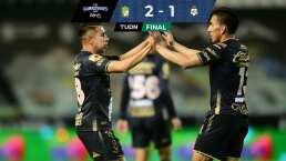 León gana a Santos en gran partido de cierre de la J-16