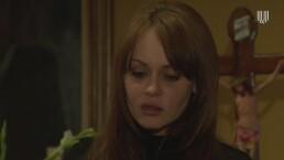 La culpa atormenta a 'Ivana' tras matar a 'Benita'