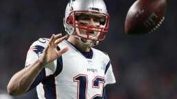 Brady reveló la razón de no saludar a Foles en el Super Bowl