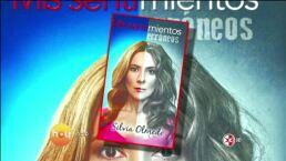Silvia Olmedo presenta nuevo libro HOY