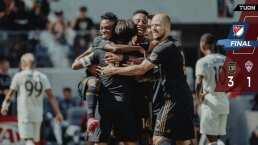 De la mano de Vela, LAFC vence a Colorado, rompe récords e impone marcas
