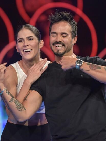 José Ron y Eva Cedeño fueron los invitados del programa 'Minuto Para Ganar VIP', donde mostraron la gran química que tienen dentro y fuera de la pantalla.