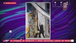 Borran mural de J Balvin en Medellín