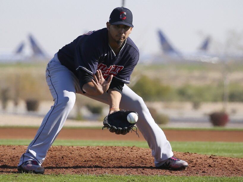 Indians Spring Baseball