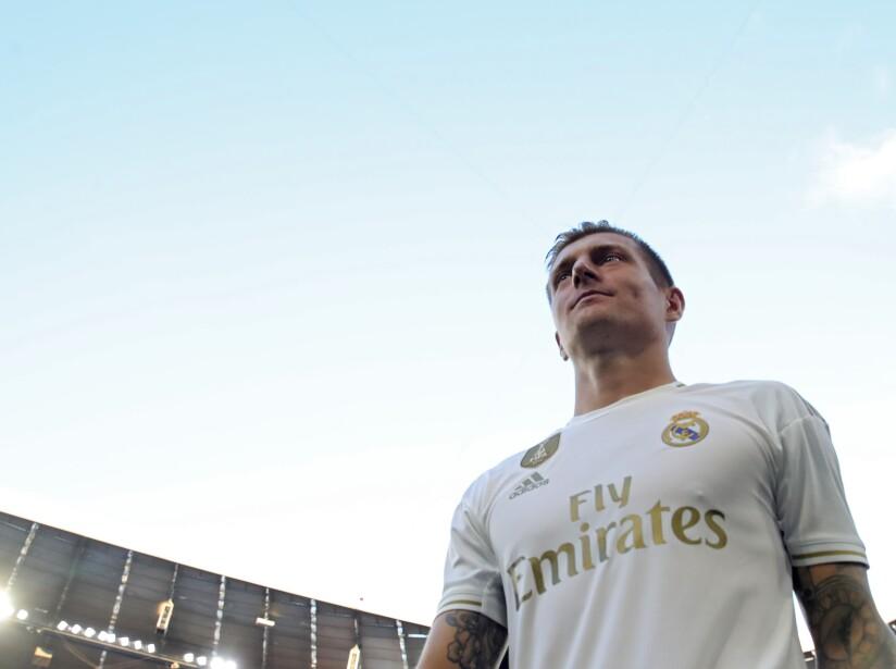 Real Madrid v Tottenham Hotspur - Audi Cup 2019 Semi Final