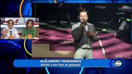 ¿Alejandro Fernández con nueva conquista?