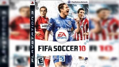 Para la edición de 2010, Frank Lampard fue la portada del videojuego y para la versión mexicana apareció el mexicano Cuauhtémoc Blanco.