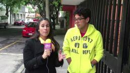 ENTREVISTA: ¡Jorge Lemus se aprovecha de su primito!