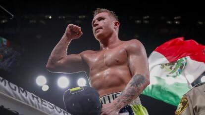 El boxeador mexicano tiene una lista de boxeadores a los que se podría enfrentar próximamente ¿Contra quién te gustaría verlo en el cuadrilátero?