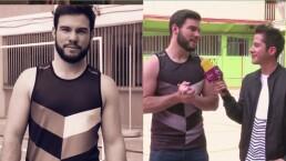 ENTREVISTA: ¡Eduardo Marbán es El Brayan que causa una tragedia!