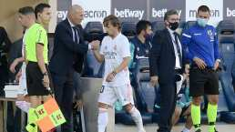 Para Modric, Zidane es el Ferguson o el Wegner del Madrid