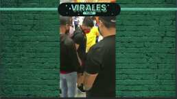 Atlas es recibido en Guadalajara con insultos