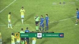 Resumen | Venados y Correcaminos repartieron puntos en un intenso 2-2