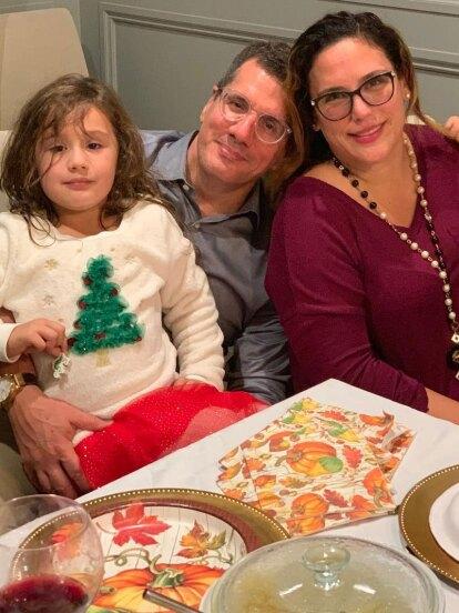 Angélica Vale compartió en Instagram una fotografía en la que muestra lo mucho que han crecido sus retoños, Angélica Masiel y Daniel Nicolás, de de 7 y 5 años respectivamente.