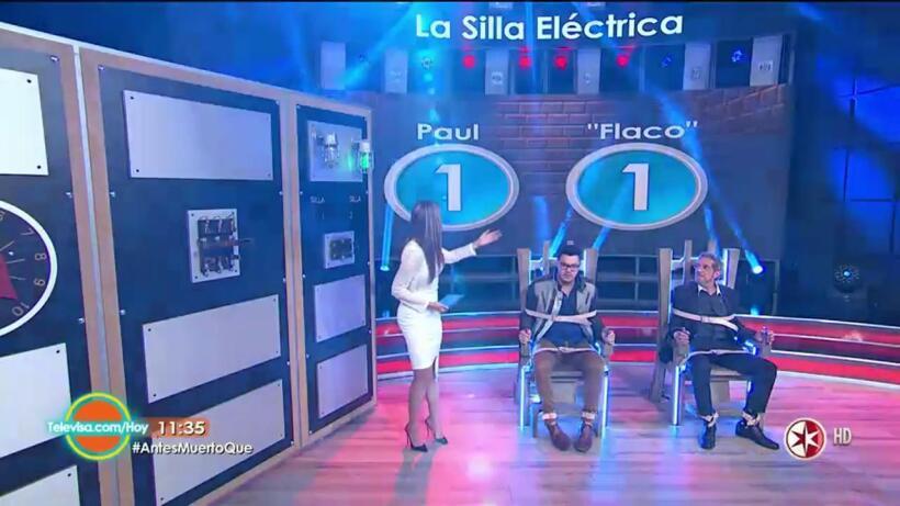 Rompen Récord en La Silla eléctrica