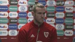 """Bale: """"Me emociona más jugar con Gales que con el Madrid"""""""