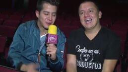 VIDEO: Eduardo Madrid interpreta ¡a un útero!