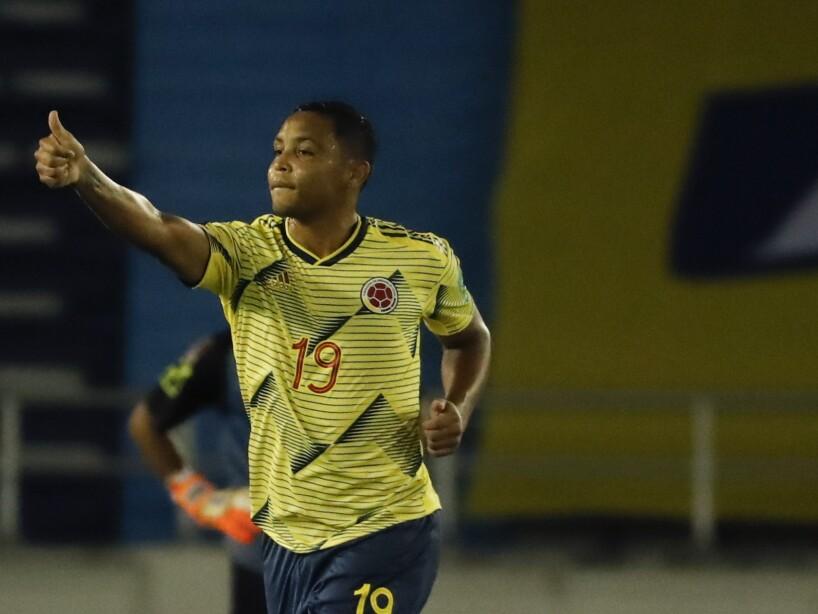 Colombia Venezuela Wcup Soccer